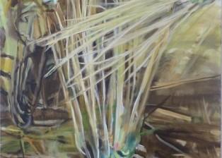 August 2014 Acryl auf Leinwand 1,20 m  x  0,80 m